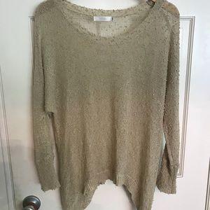 LF Millau beige sweater